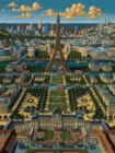 Paris - 1000pc Jigsaw Puzzle by Dowdle
