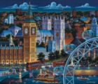 London - 1000pc Jigsaw Puzzle by Dowdle