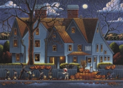 Dowdle Jigsaw Puzzles - House of Seven Gables