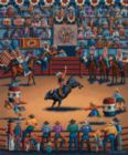 Rodeo Days - 100pc Jigsaw Puzzle by Dowdle