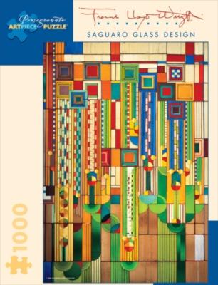 Jigsaw Puzzles - Saguaro Glass Design