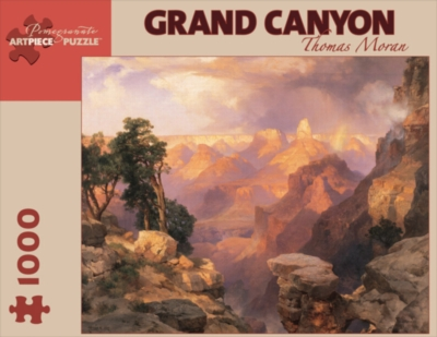 Jigsaw Puzzles - Grand Canyon with Rainbow