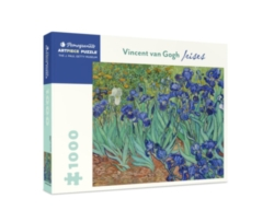 Jigsaw Puzzles - Irises