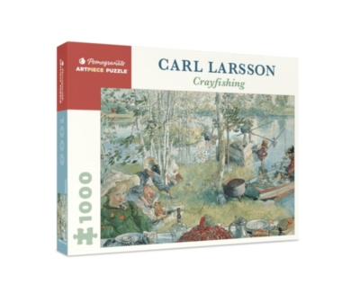 Jigsaw Puzzles - Carl Larsson