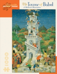 Jigsaw Puzzles - Tower Of Babel