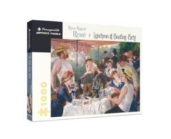 Jigsaw Puzzles - The Boating Party