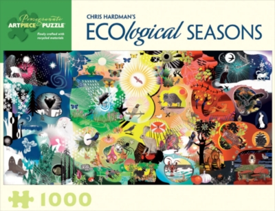 Jigsaw Puzzles - Ecological Seasons