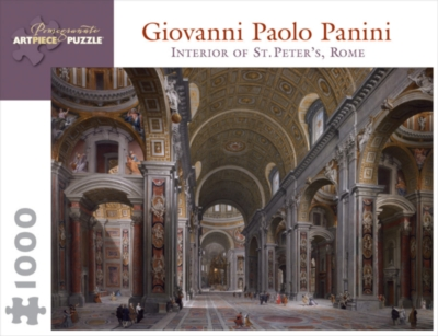 Jigsaw Puzzles - St Peter's Basilica, Rome