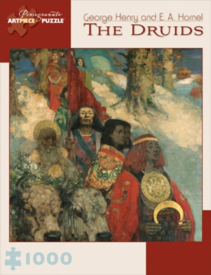 Jigsaw Puzzles - The Druids