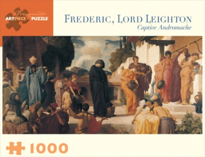 Jigsaw Puzzles - Captive Andromache