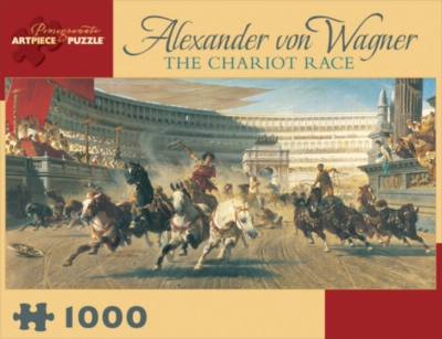 Jigsaw Puzzles - The Chariot Race