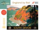 England By Rail: South Devon - 1000pc Jigsaw Puzzle by Pomegranate