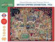 Jigsaw Puzzles - British Empire Exhibition