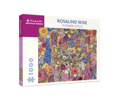 Jigsaw Puzzles - Flower Cycle