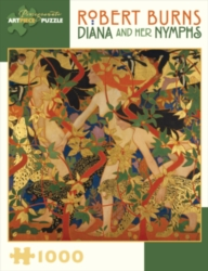 Jigsaw Puzzles - Diana And Her Nymphs