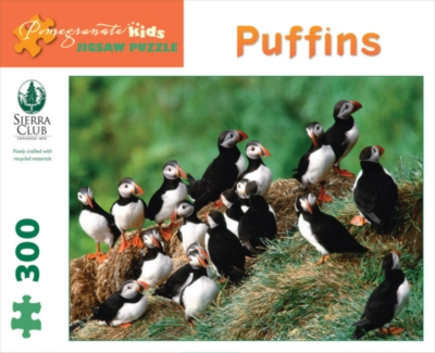 Jigsaw Puzzles - Puffins