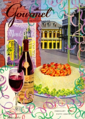 Gourmet: French Quarter Fare - 1000pc Jigsaw Puzzle by New York Puzzle Co.