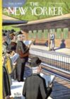 Busy Train Route - 300pc Large Format Jigsaw Puzzle by New York Puzzle Co.