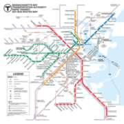Jigsaw Puzzles - Boston Subway Puzzle