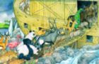 Noah's Ark - 1000pc Jigsaw Puzzle by New York Puzzle Co.