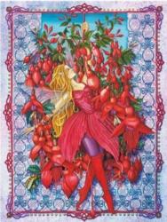 Jigsaw Puzzles - Fuchsia Faerie