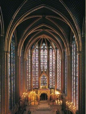 Jigsaw Puzzles - Sainte Chapelle