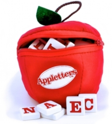 Word Game - Appletters, 110 Tiles