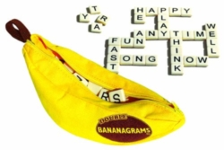 Anagrams - Double Bananagrams! 288 Tiles