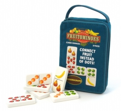 Games - Fruitominoes