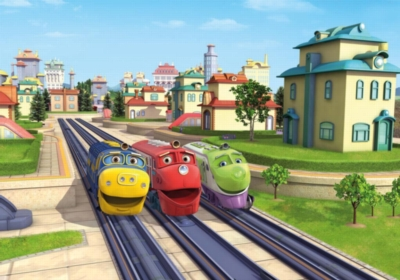 Jigsaw Puzzles for Kids - Chuggington™ - 3 Great Trainees!