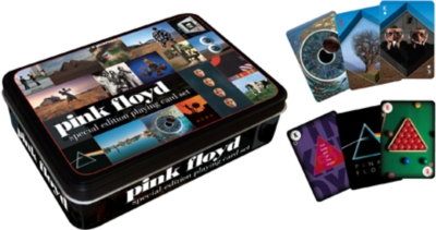 Pink Floyd - Playing Card Tin Set