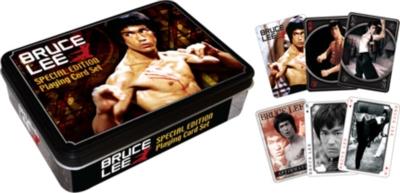 Bruce Lee - Playing Card Tin Set