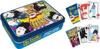 The Beatles: Yellow Submarine - Playing Card Tin Set