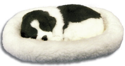 Pet Nap: Black & White - 11'' Dog By Westminster