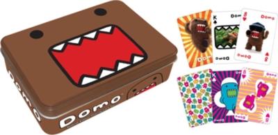 Domo - Playing Card Tin Set