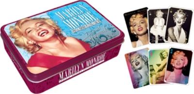 Marilyn Monroe - Playing Card Tin Set