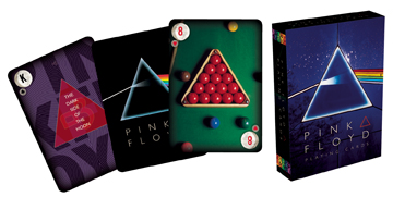 Pink Floyd: Dark Side Of The Moon - Playing Card Deck