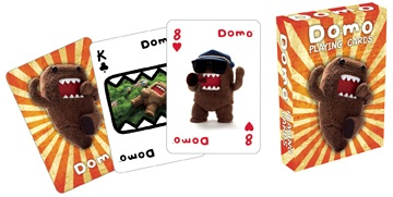 Domo 3D - Playing Card Deck
