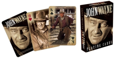 John Wayne - Playing Card Deck