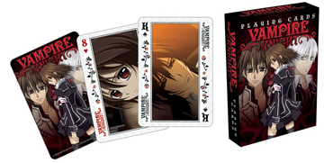 Vampire Knight - Playing Card Deck