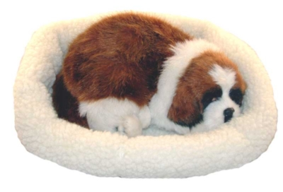 Pet Nap: St. Bernard - 11'' Dog By Westminster
