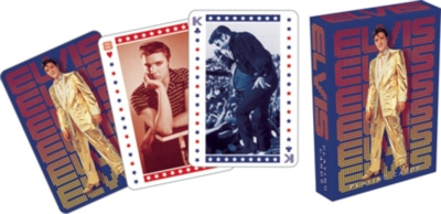 Elvis - 56 - Playing Card Deck