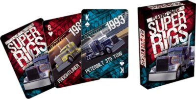 Super Rigs - Playing Card Deck
