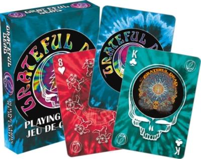 Grateful Dead: Tie Dye - Playing Card Deck