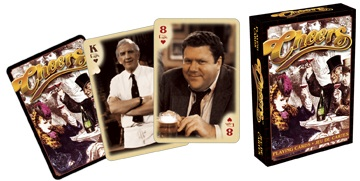 Cheers - Playing Card Deck