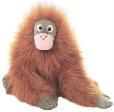 """Orangutan - 12"""" Orangutan By Wild Republic"""
