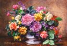 A Summer Arrangement - 500pc Jigsaw Puzzle by Castorland