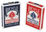 Bicycle: Pinochle Jumbo