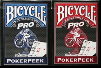 Bicycle: Pro 'PokerPeek'