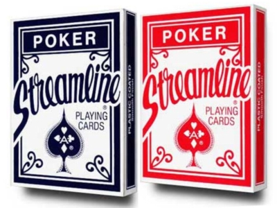 Streamline: Poker